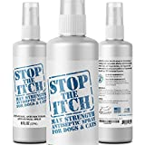 Emmy's Best Stop The Itch Maximum Strength Chlorhexidine Spray for Dogs and Cats