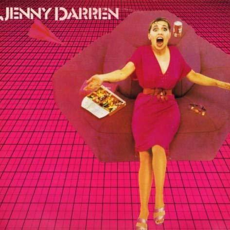 Jenny Darren - Jenny Darren - DJM Records - DJF 20569