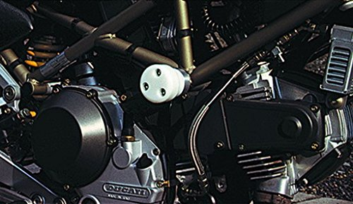 GSG-Mototechnik Sturzpads Ducati Monster Modelle 600 / 750 / 900 bis Bj.2000