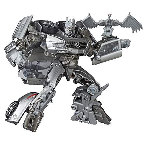 Transformers Spielzeug Studio Series 51 Deluxe-Klasse dunkle Seite des Mondes Soundwave Action-Figur – Ab 8 Jahren, 11 cm