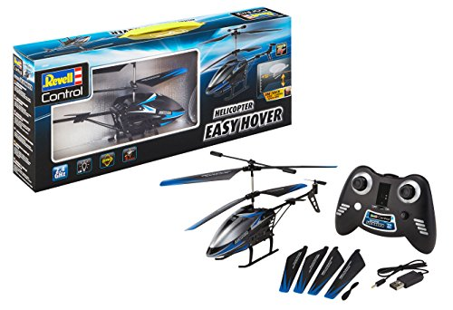 Revell 23864 Helicopter Easy Hover, bunt