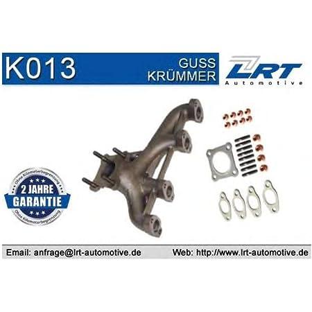 Lrt K013 Krümmer Abgasanlage Auto