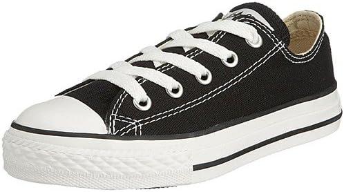 Converse Chuck Taylor All Star Oxford Kid's Shoe Size 11.5 Black/White