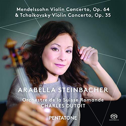 Mendelssohn/Tchaikovsky: Violi