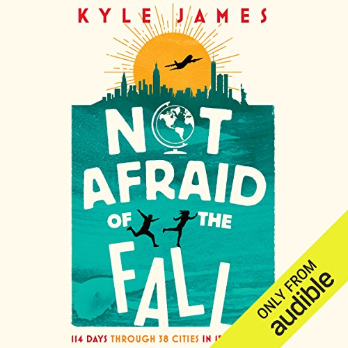 Not Afraid of the Fall audiobook cover art