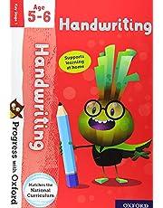 Tomlinson, F: Progress with Oxford: Handwriting Age 5-6