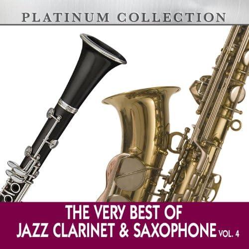 Benny Goodman, Artie Shaw, Jimmy Dorsey, Woody Herman, Charlie Barnet & Lester Young