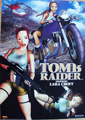 Lara Croft TOMB RAIDER Poster Nr. 1 Format 64 x 90 cm
