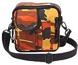 Rothco Camo Excursion Organizer Shoulder Bag, Savage Orange Camo