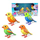 Digibirds 4pcs Electronic Music Sing Solo or Choir Interactive No Batteries