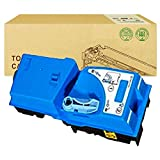 Compatible with KYOCERA TK820 Toner Cartridge for KYOCERA FS-C8100DN Color Copier Cartridge,Blue