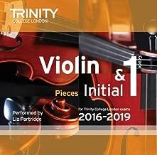 Violin CD Initial & Grade 1 2016-2019