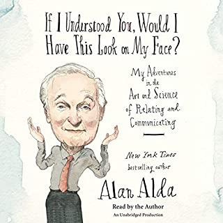 If I Understood You, Would I Have This Look on My Face? audiobook cover art