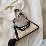 Dwqlx Diseño Crossbody Bandolera Bolsos De Mujer Lady Cute Chain Travel Beach Totes-2