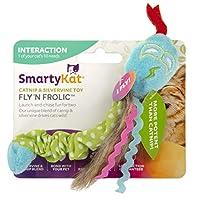 SmartyKat Fly 'n Frolic Door Dangler Catnip and Silvervine Cat Toy 141[並行輸入]