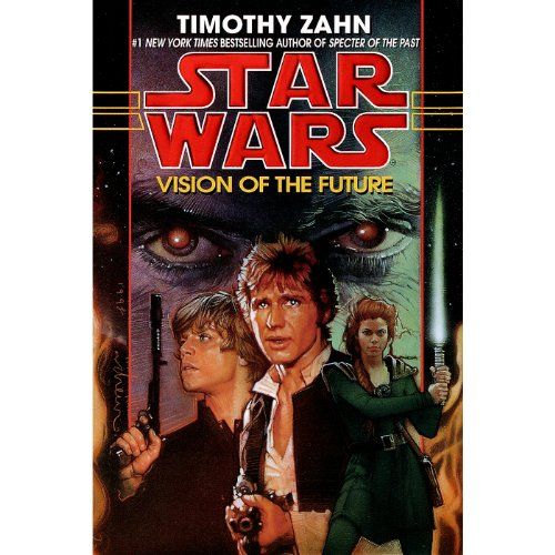 Page de couverture de Vision of the Future: Star Wars (The Hand of Thrawn)