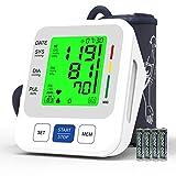 Blood Pressure Monitor, Oudekay Digital Automatic Upper Arm Blood Pressure Monitor and Heart
