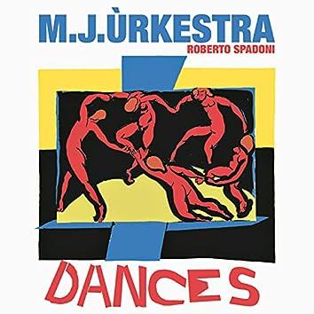 M.J. Ùrkestra Plays Dances