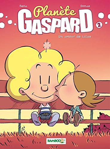 Plante Gaspard Tome 2 Un Amour De Lilas