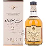 Dalwhinnie Single Malt Whisky 15 Years Old GB 43,00% 0.7 l.