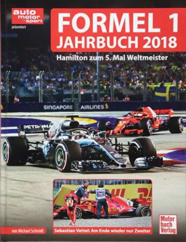 Formel 1-Jahrbuch 2018: Der große Saison-Rückblick