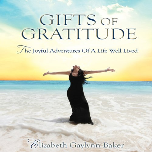 The Gifts of Gratitude audiobook cover art