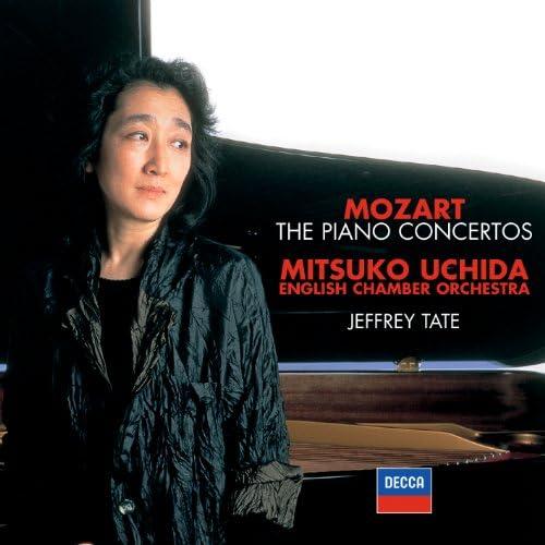Mitsuko Uchida, English Chamber Orchestra, Jeffrey Tate & Wolfgang Amadeus Mozart