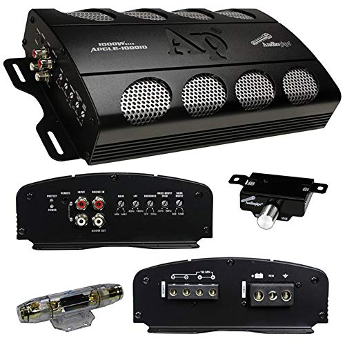 Audiopipe Class D Power Amplifier 1000W