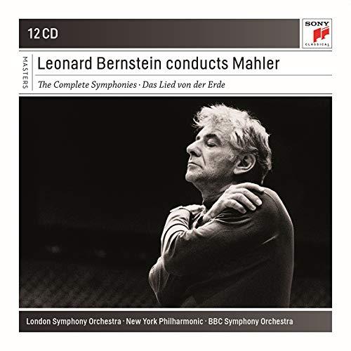 Leonard Bernstein Conducts Mahler. Sony Classical Masters Series