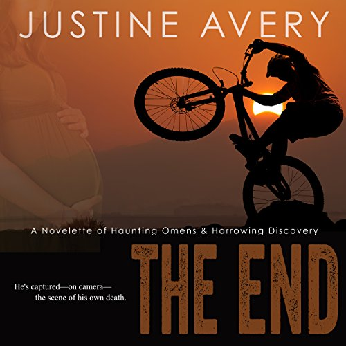 The End: A Novelette of Haunting Omens & Harrowing Discovery audiobook cover art
