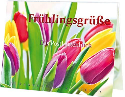 Postkartenbuch FRÜHLINGSGRÜSSE