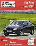 E.T.A.I - Revue Technique Automobile 600.2 - FORD FIESTA IV - 1995 à 1999