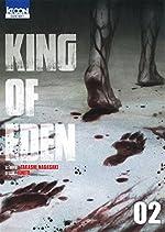 King of Eden - Tome 2 de Takashi Nagasaki