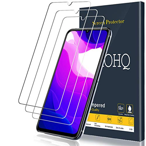 QHOHQ Protector de Pantalla para Xiaomi Mi 10 Lite 5G (No es