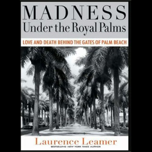Madness Under the Royal Palms audiobook cover art