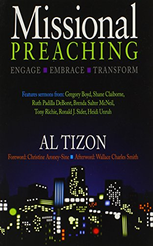 Missional Preaching: Engage Embrace Transform