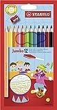 Dicker Buntstift - STABILO Jumbo - 12er Pack - 12