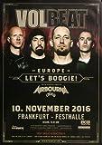 Volbeat - Let`s Boogie, Frankfurt 2016 »