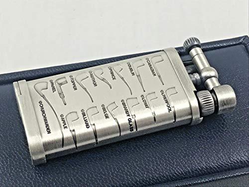 IM Corona Shapes Feuerzeug der Old Boy Klassiker Made in Japan Pfeife