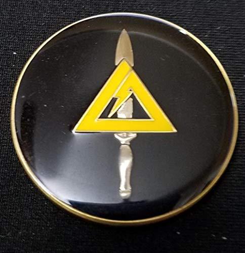 Rare JSOC Delta Force Cag Tier 1 SMU CSM Command Sergeant Major Challenge Coin