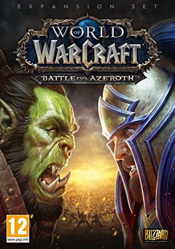 World of Warcraft Battle of Azeroth (PC DVD) [Importación inglesa]