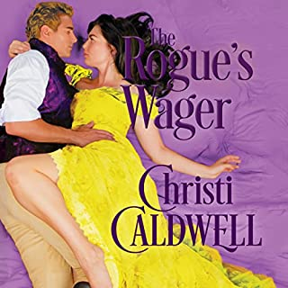 The Rogue's Wager audiobook cover art