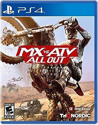 Mx Vs ATV All Out: Anniversary Edition