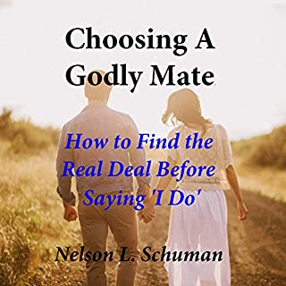 Choosing a Godly Mate audiobook cover art