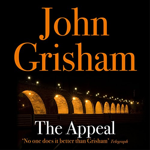 The Appeal audiobook cover art