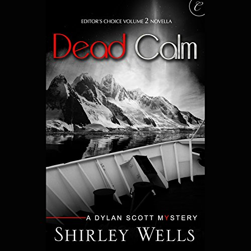 Dead Calm audiobook cover art