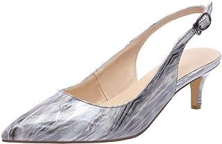 Melady Women Fashion Pumps Kitten Heels