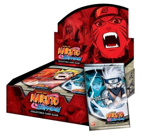 Naruto Shippuden Card Game Broken Promise Booster Box 24 Packs by Naruto