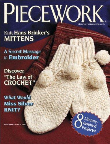 Interweave Piecework wrzesień – październik 2011