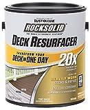 Rust-Oleum 319413 RockSolid 20X Deck...